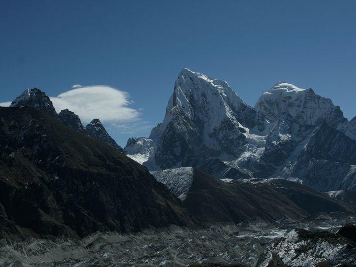 Image Les balcons de l'Everest
