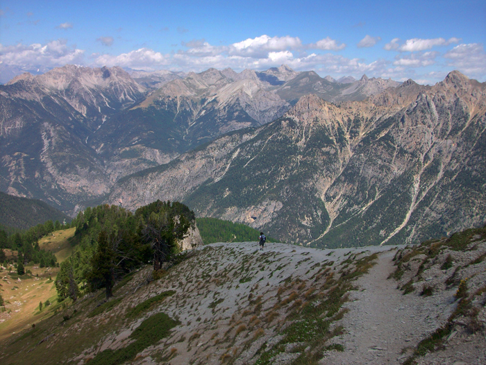 Image Grande traversée des Alpes... de Briançon à Menton