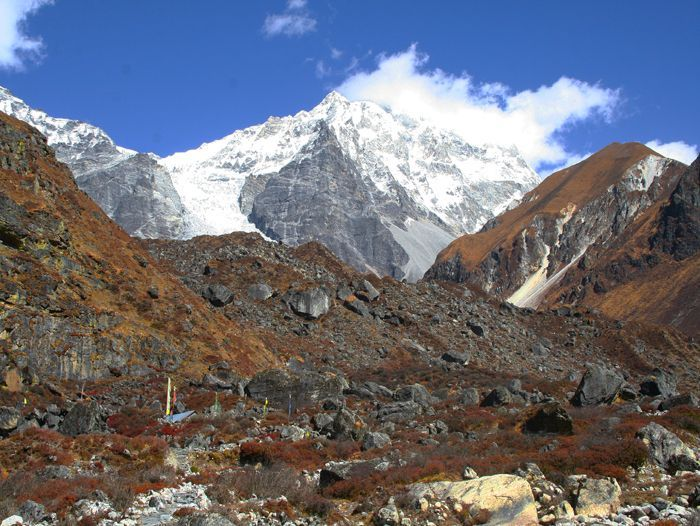 Image Langtang et lacs sacrés de Gosainkund