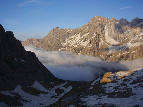Image Pyrénées, ascensions des plus beaux 3000... Aneto, Mont Perdu, Marboré, Vignemale, Posets