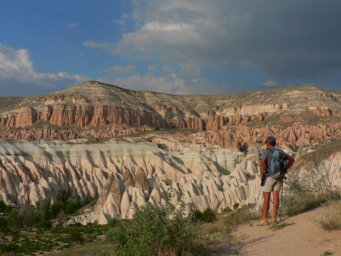 Image Cappadoce et monts Taurus