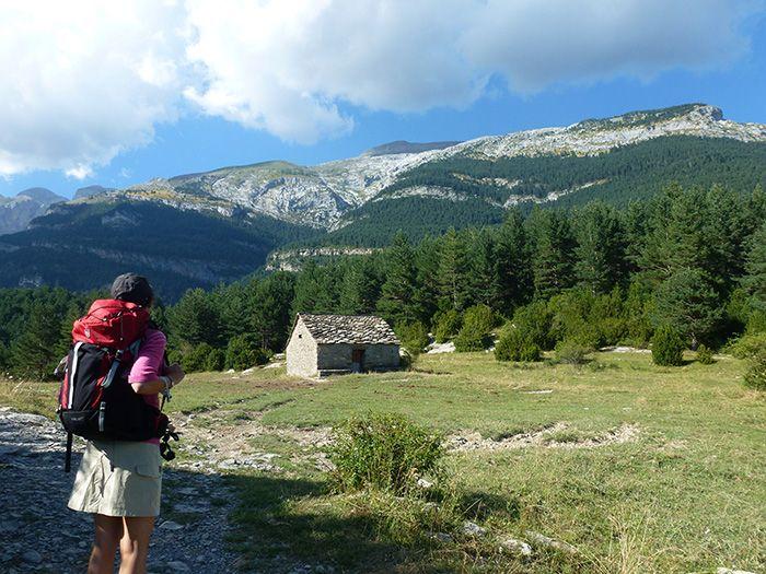 Image Grands canyons du Mont perdu et villages pittoresques