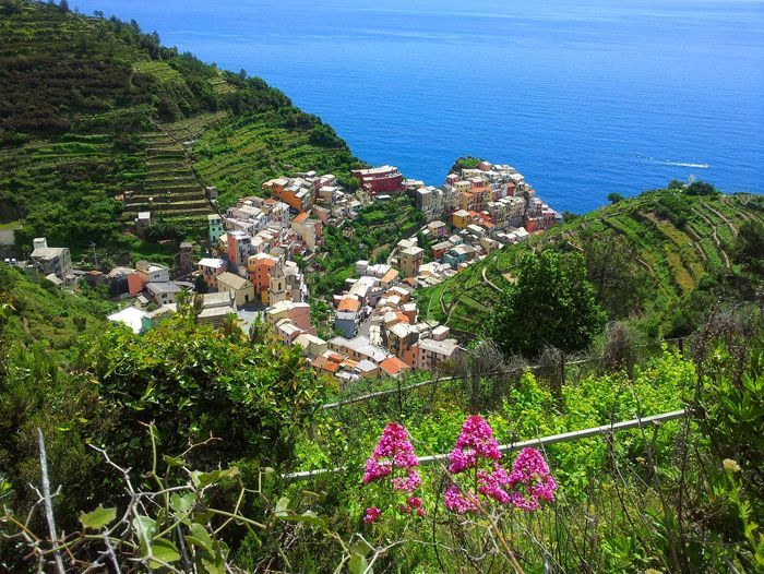 Image Randonnée Cinque Terre en liberté
