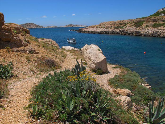 Image Randonnée Calanques, de Marseille à Cassis