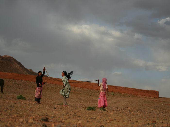 Image Djebel Saghro et nomades Aït Atta, un trek d'exception