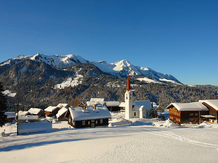 Image Bregenzerwald, raquettes et remise en forme dans l'ouest autrichien