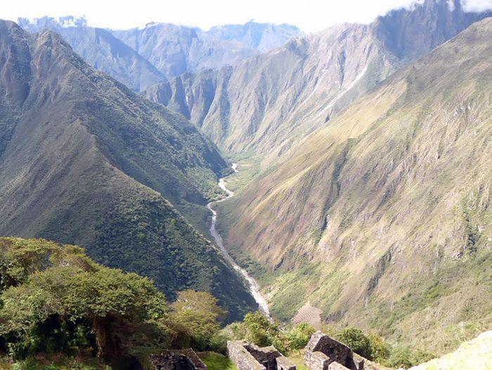 Image Tour de l'Ausangate et Montagne Arc-en ciel