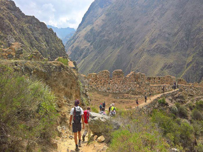 Image Trek du Chemin de l'Inca et Vallée Sacrée des Incas