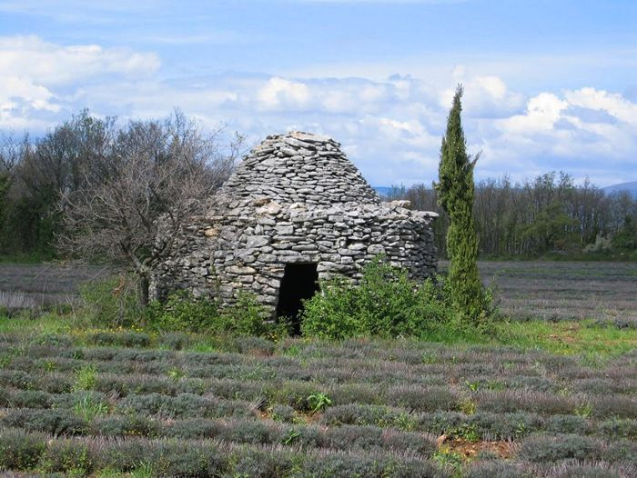 Image Randonnée en Lubéron, villages et senteurs provençales