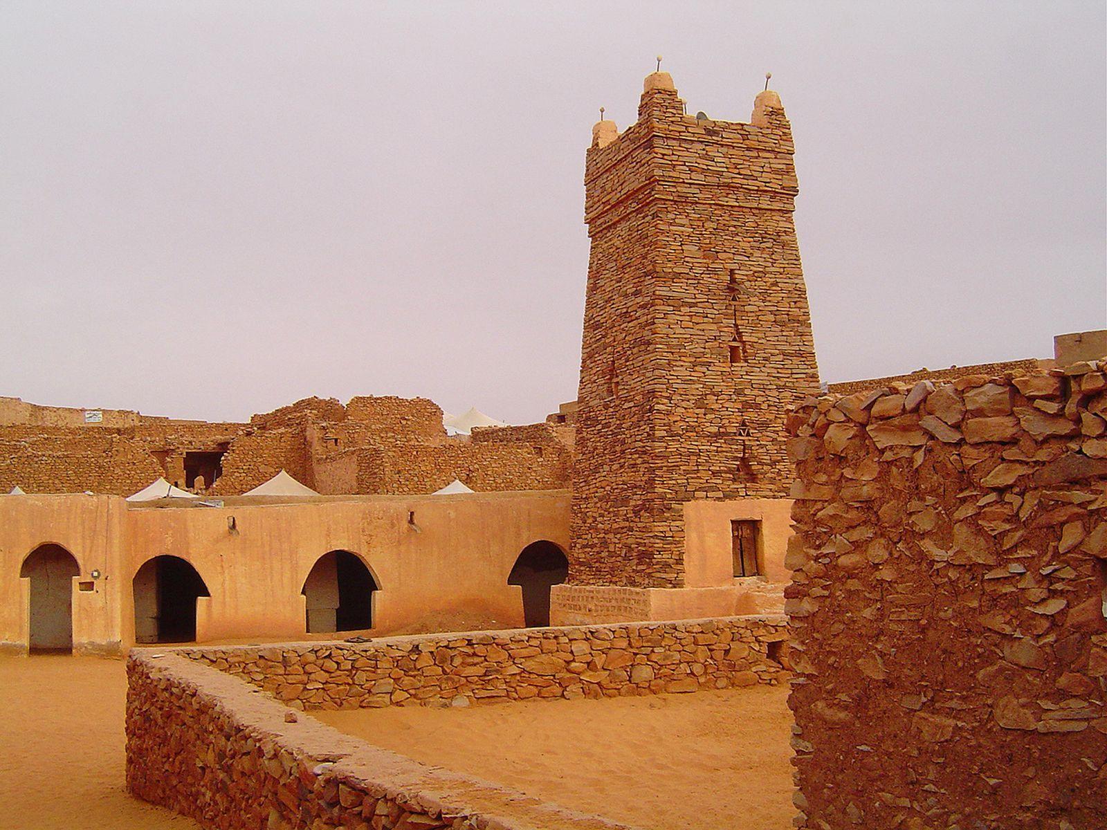 Image De Chinguetti à Terjit, oasis de l'Adrar