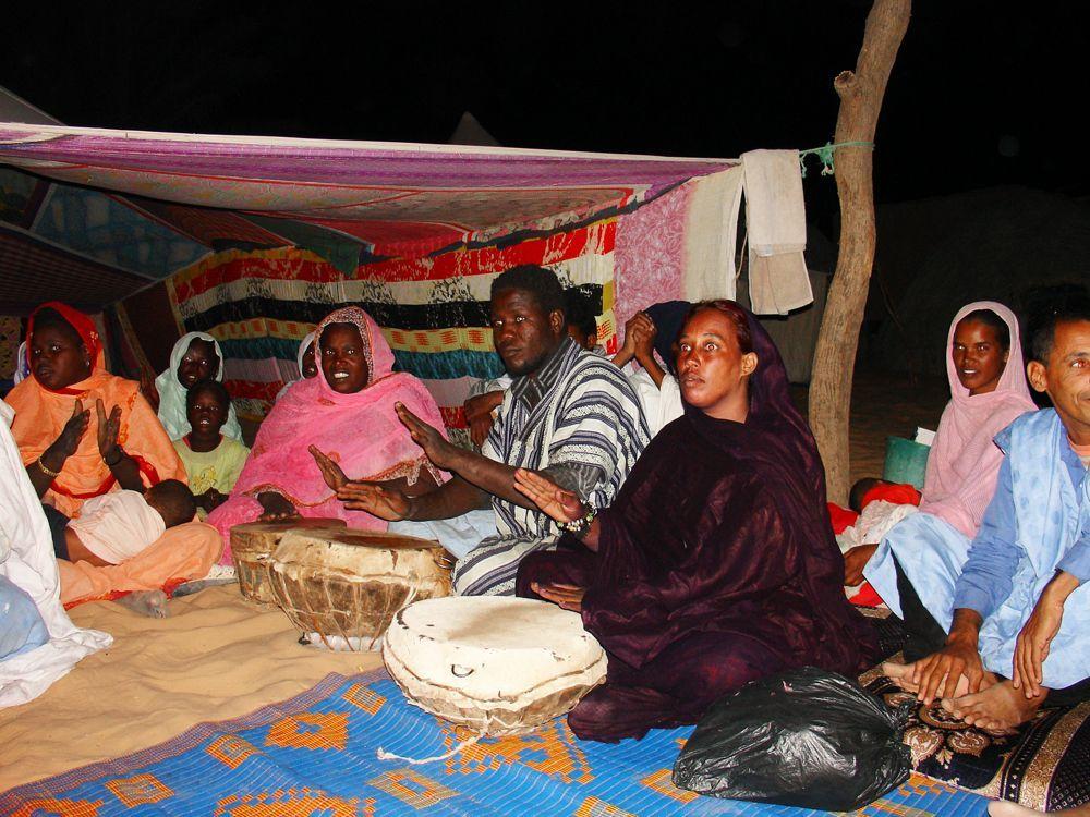 Image Ouadane, Chinguetti, Terjit... la traversée saharienne