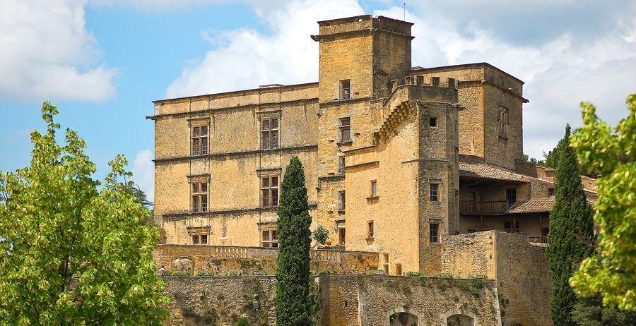 Image Réveillon provençal dans le Lubéron