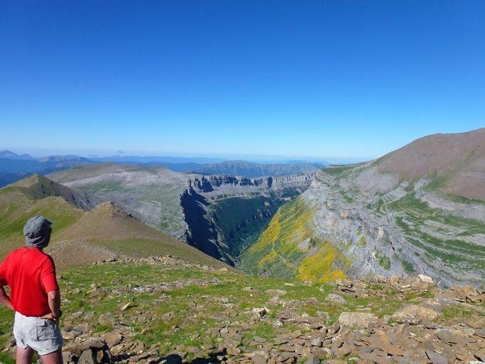 Image De Gavarnie aux Encantats (Grande Traversée des Pyrénées semaine 2)