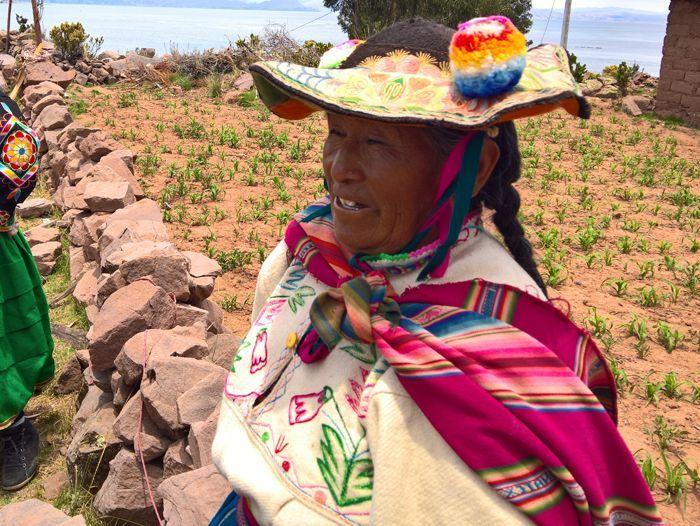 péruvienne rencontres en ligne