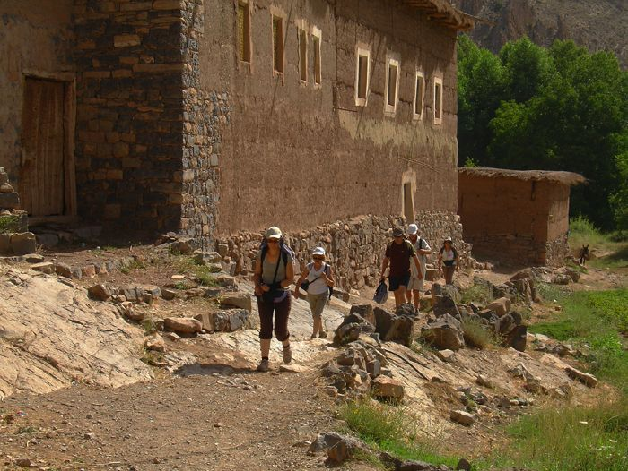 Image Nomades et gravures rupestres du Yagour