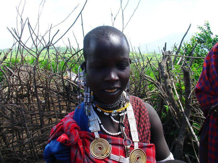 Image Trek chez les Masaïs et safaris