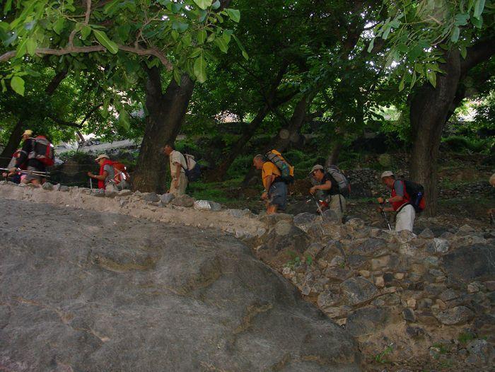 Image Sommet du Toubkal et villages berbères
