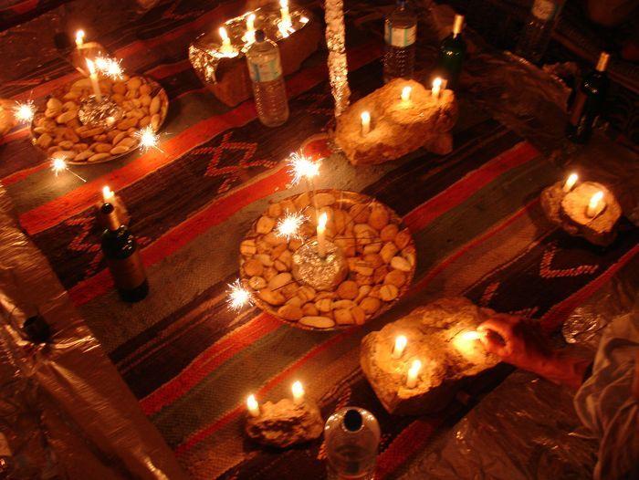 Image Réveillon au Maroc... sous les étoiles du désert