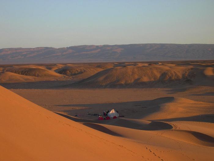 Image De la dune à l'oasis