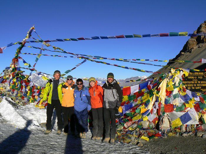 Image Tour des Annapurnas par le belvédère de Ghorepani