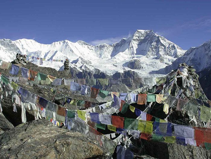 Les balcons de l'Everest