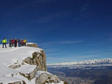 Voyage à la neige : Vercors, au pays des 4 montagnes