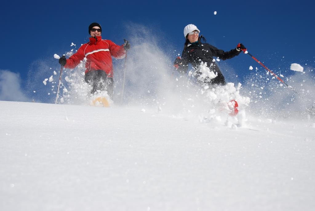 Voyage à la neige : Autriche : Tyrol et châteaux de Bavière en raquettes