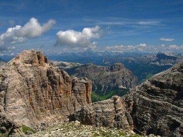 Voyage à pied : Dolomites fantastiques