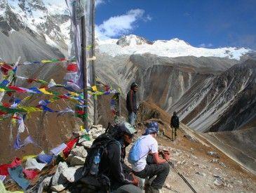 Voyage à pied : Nepal : Langtang et lacs sacrés de Gosainkund