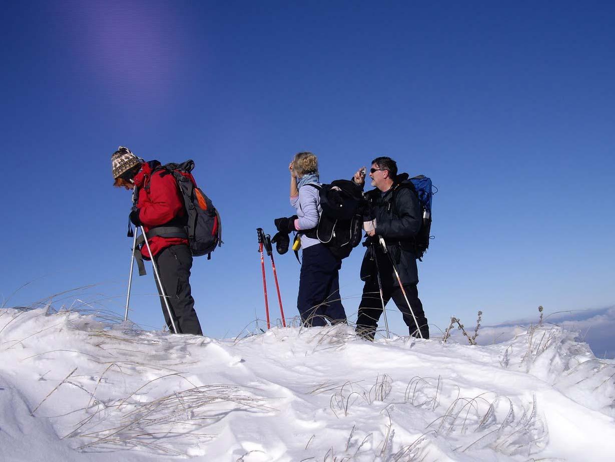 Voyage à thème : Raquette et thermalisme en Bulgarie