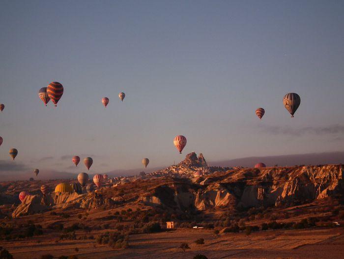 Voyage à pied : Cappadoce et monts Taurus