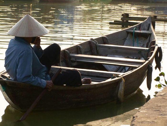 Voyage à pied : Traversée du Vietnam... La route mandarine