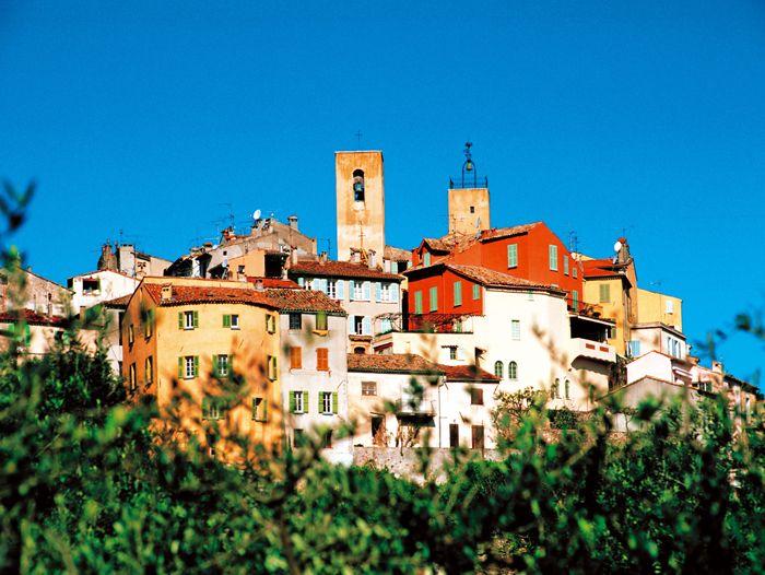 Voyage à pied : Réveillon méditerranéen... Sur les balcons de la Côte d\'Azur