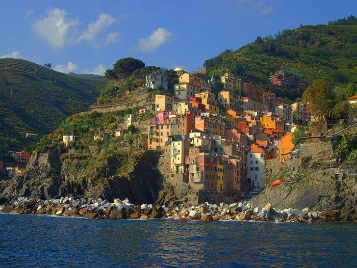 Voyage à pied : Italie : Randonnée Cinque Terre en liberté