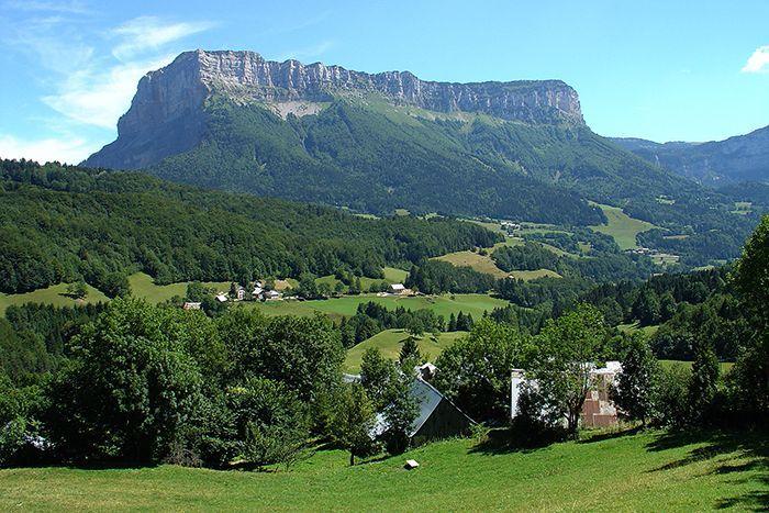 Voyage à pied : Alpes du Nord : Randonnée bien être en Chartreuse