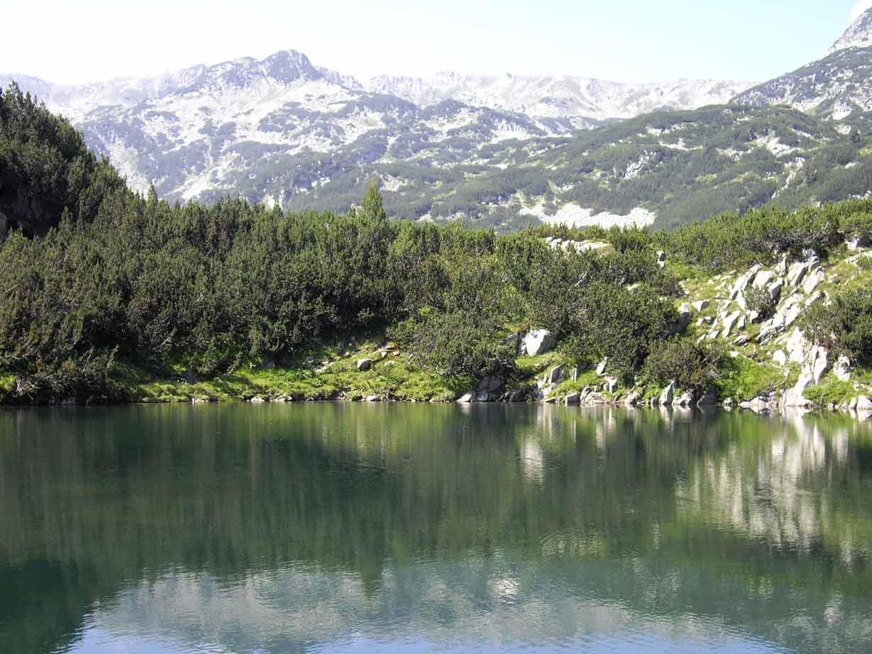 Voyage à pied : Du coeur des Balkans à la mer Noire