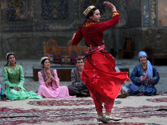 Voyage à pied : Fête de Navrouz, Nouvel An oriental