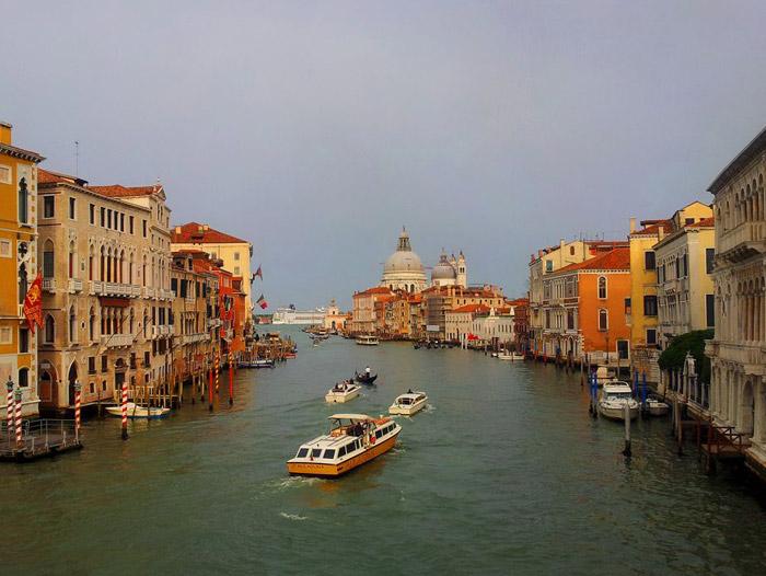 Voyage à pied : Nouvel An à Venise et sur les îles de la lagune
