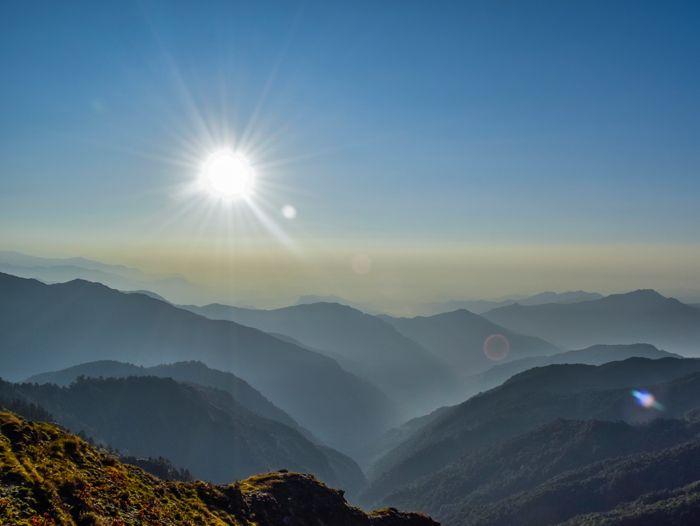 Voyage à pied : Kopra Ridge : Balcon des Annapurnas et du Dhaulagiri