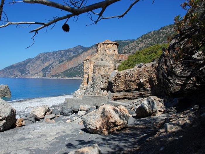 Voyage à pied : Crète : Montagnes, gorges et criques crétoises