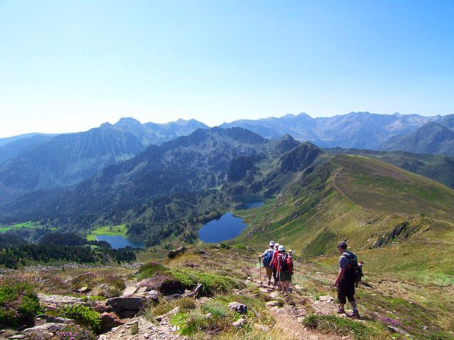 Voyage à pied : Des Encantats aux Pyrénées ariégeoises (Grande Traversée des Pyrénées semaine 3)