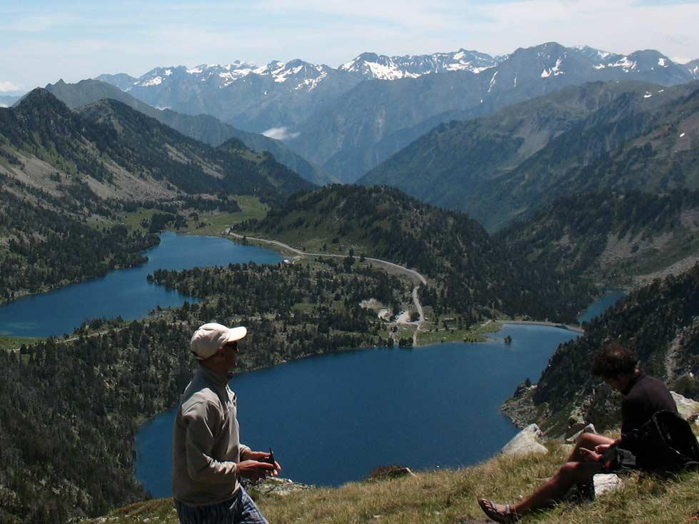 Voyage à thème : Pyrénéees : Réserve Naturelle du Néouvielle, le paradis des lacs