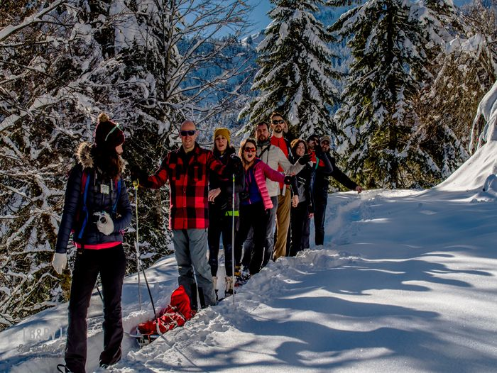 Voyage à pied : Séjour trappeur dans les Pyrénées