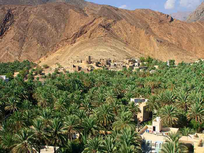 Voyage à pied : Oman autrement