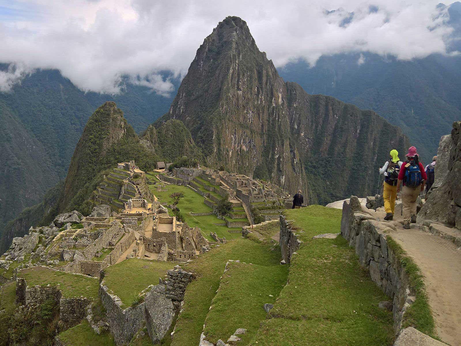 Voyage à pied : Pérou : Rencontres en pays inca