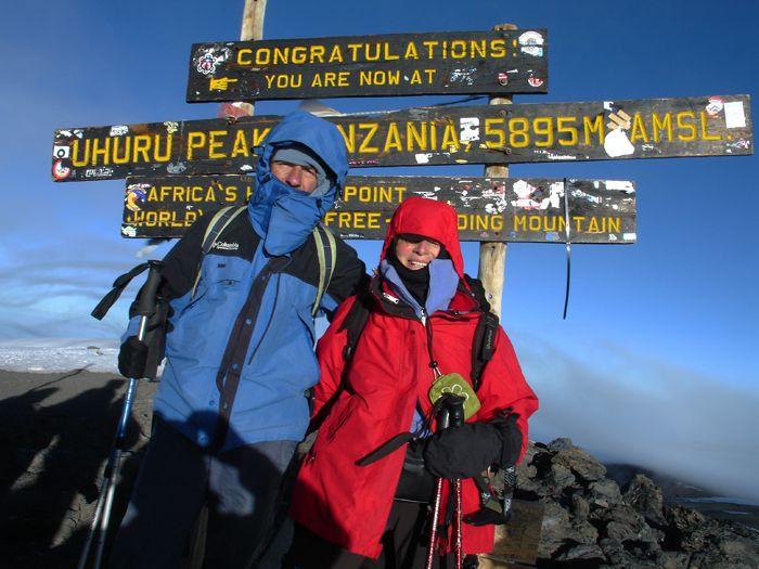 Voyage à pied : Kilimandjaro, voie Machame (5 895 m)
