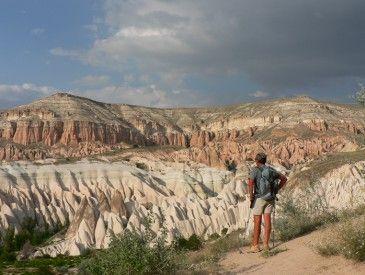 Voyage à pied : Cappadoce, Taurus et Istanbul