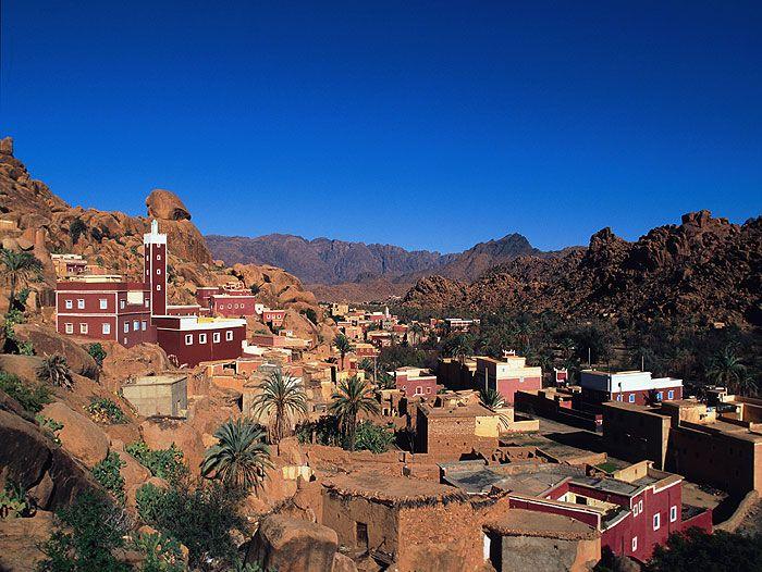 Voyage à pied : Djebel Siroua, pays du safran et des tapis