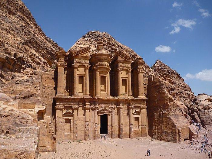 Voyage à pied : Route des Rois, Petra et Wadi Rum