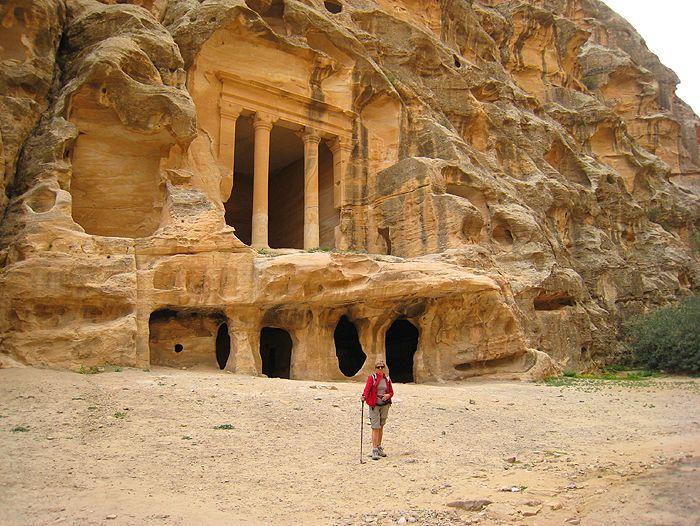 Voyage à pied : Traversée de la Jordanie